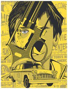 Taxi Driver - ''I Must Sleep'' by B Methe