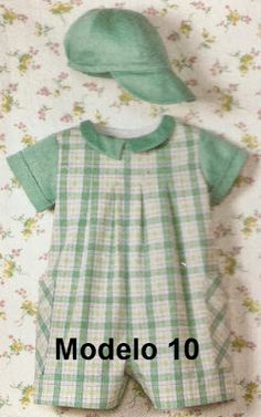 Boys Sewing Patterns, Baby Girl Dress Patterns, Sewing For Kids, Toddler Outfits, Baby Boy Outfits, Kids Outfits, Baby Boy Romper, Baby Dress, Kids Western Wear