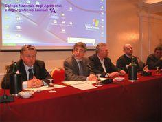 Da sinistra Gallo, Orlandi, Iaccarino, Stefano Marletta (di Milano), Minotto.