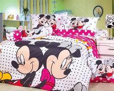 20 Invigorating Mickey and Minnie Bedding Sets