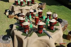 How to train your Dragon Birthday Party Ideas | Photo 10 of 18 | Catch My Party