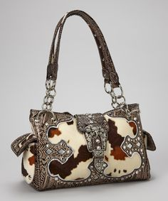 Brown Western Buckle Cow Hide Shoulder Bag. Country Girls OutfitsCountry Girl  StyleCountry ... f1e7620975cde