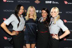 Getting Stripped at SSMF: Virgin America Flyer Feed Blog