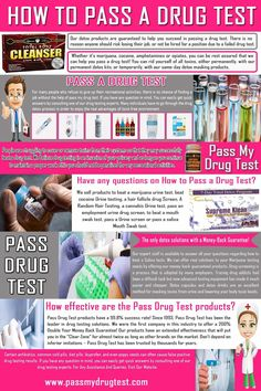 Click this site http://passmydrugtest.com/ for more information on How To Pass A Drug Test. Employers often exercise their rights to administer random drug testing as a way to determine whether or not an employee is a drug user; drug use in the workplace is often blamed for absenteeism, health problems and on-the-job accidents.