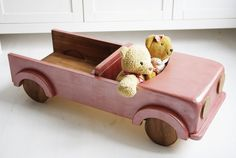 Wooden car. 100 EUR + shipping costs
