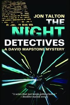An interview with John Talton, the writer behind the David Mapstone mysteries | Books | The Seattle Times