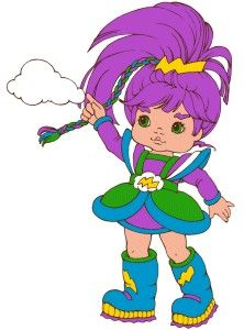 stormy rainbow brite color kid