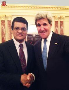 @johnkerry remember DG Dr. Wakar Uddin from Iftar Reception  #helptherohingya