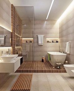 "4,746 Likes, 28 Comments - Luxury | Cars | Millionaires (@ballersluxury) on Instagram: ""Perfect Bathroom Design  • Follow @legendarylifestyle for more • Photo by: ? - #ballersluxury"""