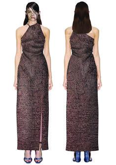 madalina buzas on Behance Ma Degree, Behance, Fashion Design, Dresses, Behavior, Vestidos, Gowns, Dress, Gown
