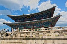 DSC_4813 Gyeongbokgung -Imperial palace Of Joseon dynasty who ruled Korea for 600 years