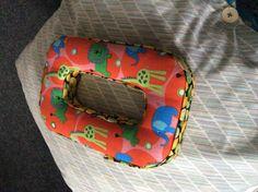 Fabric covered O