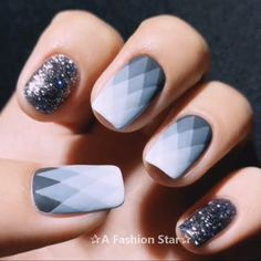 20 Best Nail Art For 2020 – Nail Design – Learn Nail Design Are you looking for Nail art for Yes, new year new style, of course there must be a new nail design in the new year - Learn Nail Design Step by step Natural Nail Designs, Best Nail Art Designs, Acrylic Nail Designs, Acrylic Nails, Nail Swag, Diy Nails, Cute Nails, Nails Kylie Jenner, Tribal Nails