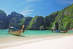 Phi Phi Island, una spiaggia fantastica in Thailandia|SpiaggiaMare