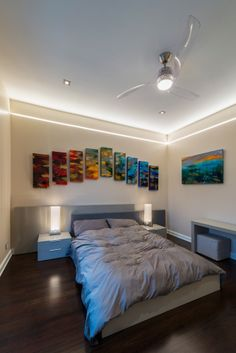 35 best • INSPIRATION • Bedroom Lighting Ideas images on Pinterest ...