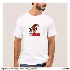 Eagle Basketball T-Shirt