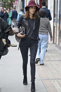 siyah deri ceket kombinleri - Pesquisa Google