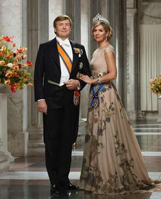 2018 april New Official Photos of Dutch Royal Family Were Released