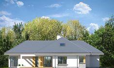 Projekt domu Willa Parterowa 171,76 m2 - koszt budowy - EXTRADOM