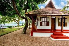 Spanish style homes – Mediterranean Home Decor Village House Design, Kerala House Design, Village Houses, Kerala Traditional House, Traditional House Plans, Hut House, Farm House, Kerala Houses, Spanish Style Homes