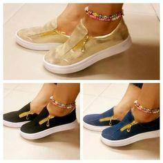 Zapatos Casuales .moda Colombiana Mayor Y Detal - Bs. 16.500,00 en ...