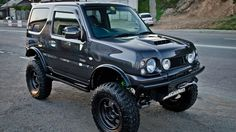 Suzuki Jimny Front ARB Winch Bumper - Google Search Suzuki Jimny, Jimny 4x4, Jimny Sierra, Winch Bumpers, Best 4x4, Automotive Design, Cars And Motorcycles, Offroad, Super Cars