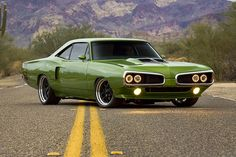 Cool Custom 1970 Dodge Super Bee