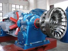 Image result for voith hydraulic turbine water wheel governor