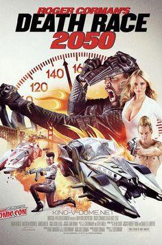 Смертельная гонка 2050 фильм