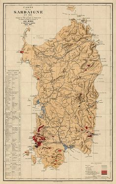 Cartina Antica Sardegna.29 Idee Su Maps Sardegna Sardegna Mappe Antiche Mappe