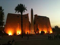 Luxor Temple   معبد الأقصر nel الأقصر, الأقصر