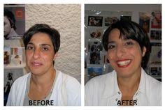 And what for using makeup? For enhance your natural beauty!