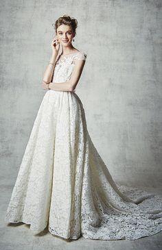 ノバレーゼ No.80-0014 ウエディングドレス 結婚式