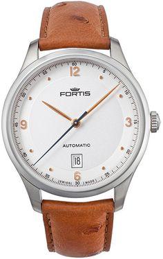 69fdd0e70d1 Fortis Watch Terrestis Tycoon Date A.M. 903.21.12 LO.38 Watch