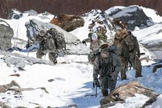 Soldiers do not get snow days. They keep on regardless of what comes their way.     #SOT #SOV #Military  http://ajtata.com