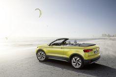 Volkswagen T-Cross Breeze Concept / Fotogalleries / Autowereld.com