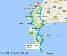 Driving the Cape Peninsula from Cape Town is something that everyone should really do! The scenery is beautiful you can explore at your own pace. Le Cap, Adventure Holiday, Travel Light, Travel Information, Africa Travel, Cape Town, Cool Places To Visit, Travel Pictures, Trip Planning