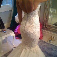 Os 40 vestidos de noiva sereia mais lindos dos últimos tempos: