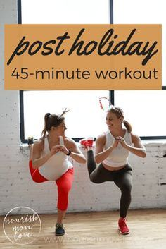 I've rounded up my favorite, 8 must try exercises in 2017 and turned them into a quick, effective 25 minute, total body circuit workout!