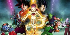 Dragon Ball Z- Resurrection 'F'