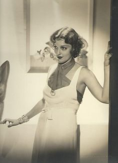 Original, double weight, 10 x 13 photo of Jeanette MacDonald by famous MGM portrait photographer Clarence Sinclair Bull.-ESCANO COLLECTION