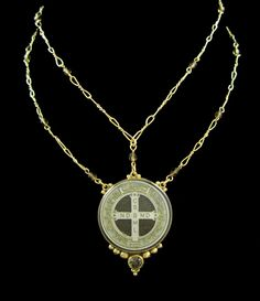 Searching eBay to get a deal on a Virgin Saints Angels necklace..so cool!