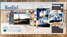 Creating a Farm House Scrapbook Layout with Craft with Heart Try Something New, House Layouts, Close To My Heart, My Memory, Page Layout, Scrapbooking Layouts, Scrapbooks, My Photos, How To Memorize Things