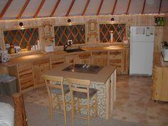 yurt+living | Yurt living