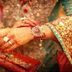 Pakistani Bridal Jewelry Inspiration - Real Brides {Irfan Ahson Photography}