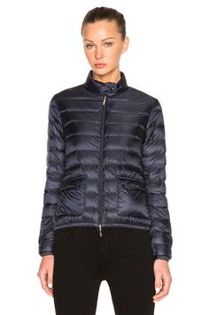 moncler lans black jacket