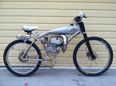 Bicycle Engine Bicycles And Engine On Pinterest