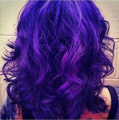 Pravana Purple Hair Color Photo 2
