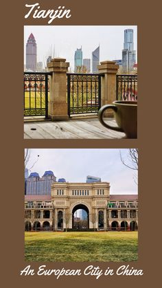 Visit Tianjin, the most European city in China. Beautiful structures, buildings, and delicious food. Check out this Tianjin travel guide. China Travel Guide, Asia Travel, China Vacation, Travel Center, Adventures Abroad, Big Country, Tianjin, Quebec City, Most Beautiful Cities