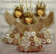 Sherry's Simple Blog: Here Come The ...... Angels